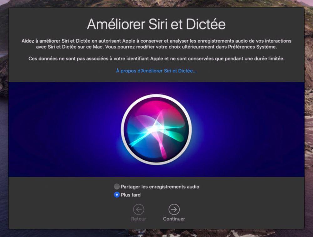 Après iOS 13.2, au tour de macOS 10.15.1 de gérer le programme