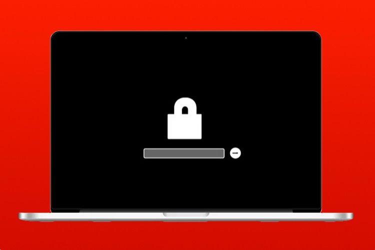 macOS Catalinapermet de bloquer le mécanisme de réinitialisation du mot de passe firmware
