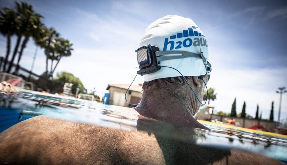 bluetooth casque sous l'eau