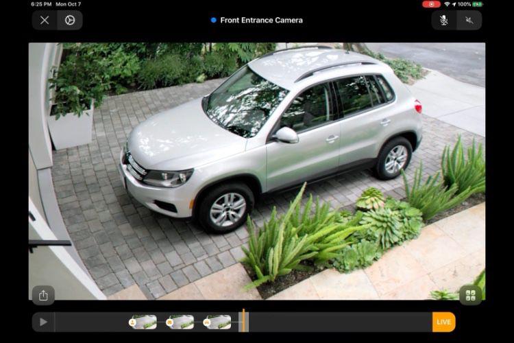 video en galerie : Vidéo sécurisée HomeKit : une démo en vidéo