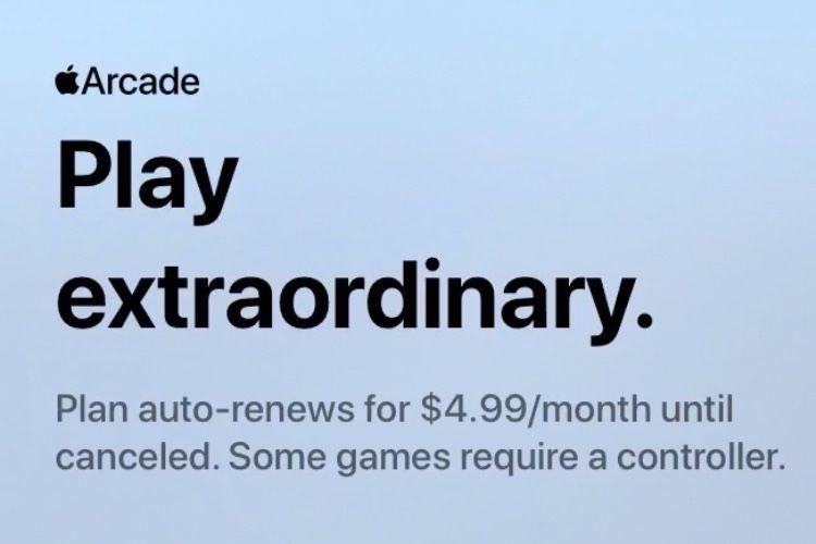 Apple Arcade a des problèmes de lancement sur l'AppleTV