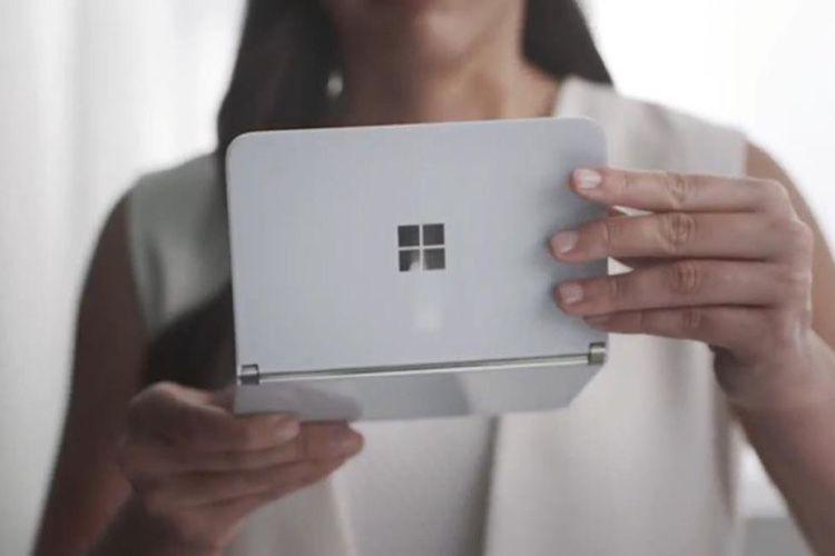 Surface Duo : le smartphone à deux écrans de Microsoft