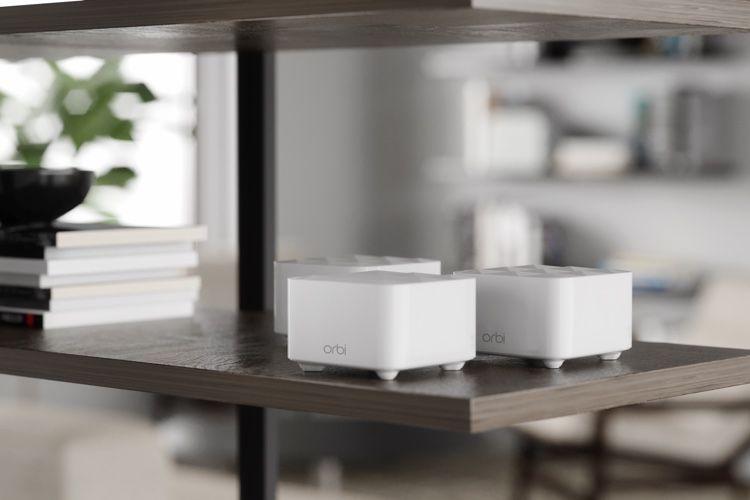 Netgear complète la gamme Orbi avec de plus petits routeurs Wi-Fi maillés