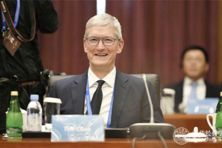 Chine : Tim Cook fait président de l'école de commerce de l'université Tsinghua