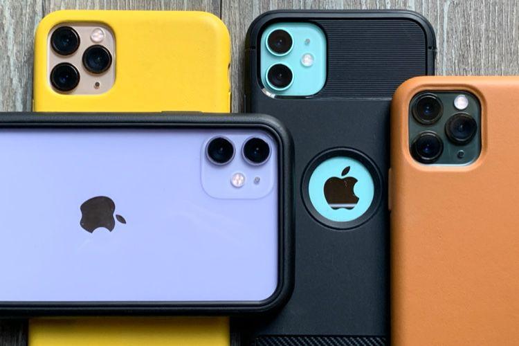 Notre sélection d'étuis pour iPhone 11 et 11Pro