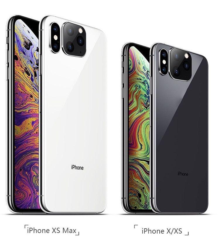Avec trois fois rien, un iPhone X tout poupou devient un iPhone 11 ...