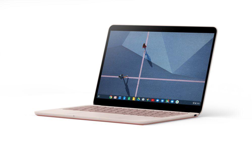 Pixelbook Go, un Chromebook plus abordable chez Google