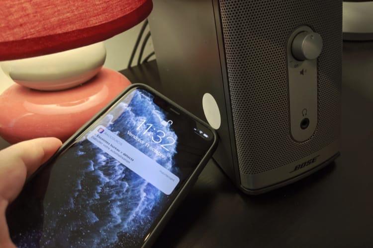 Raccourcis : comment utiliser des tags NFC à la maison avec l'iPhone