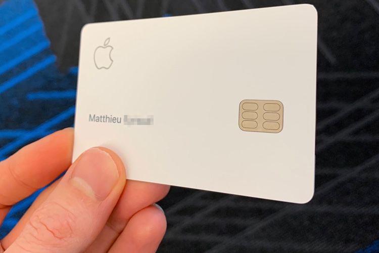 Apple Card : le lancement de carte de crédit le plus réussi de l'histoire, d'après Goldman Sachs