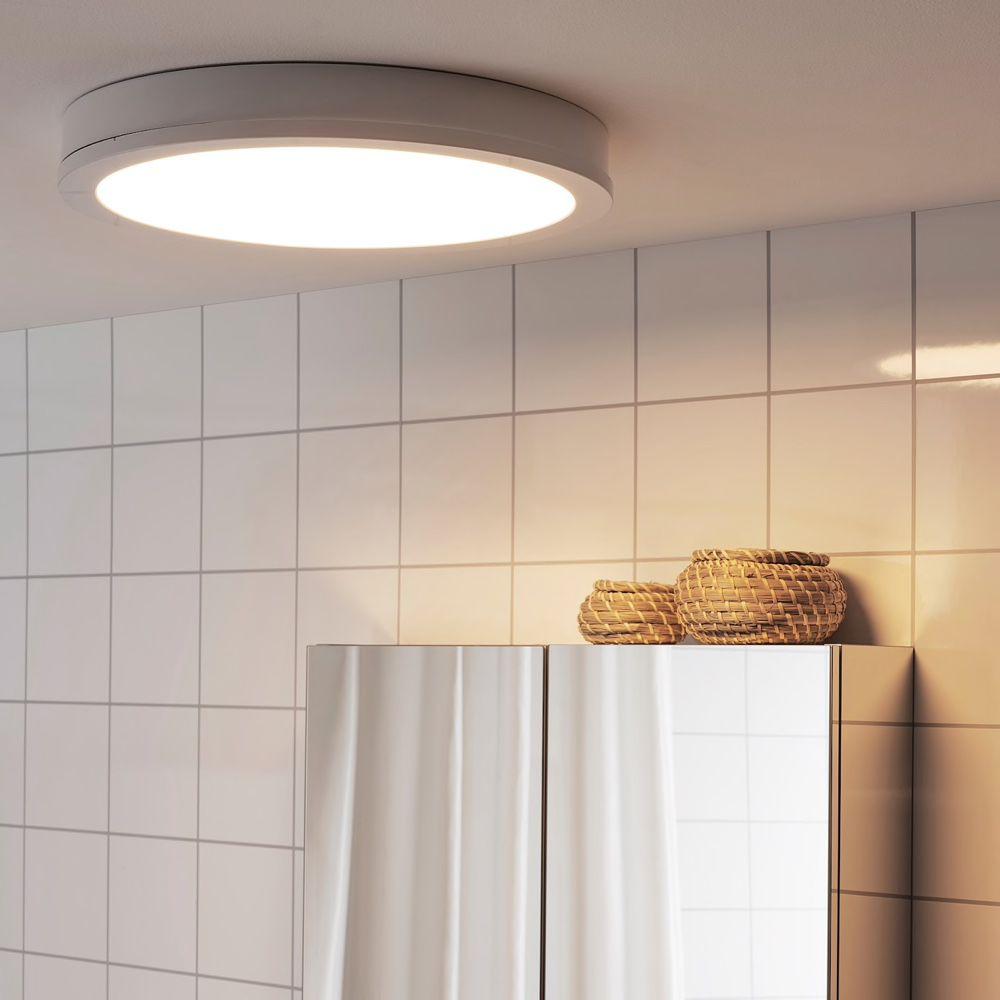 Ikea Un Plafonnier Homekit Pour Les Salles De Bain