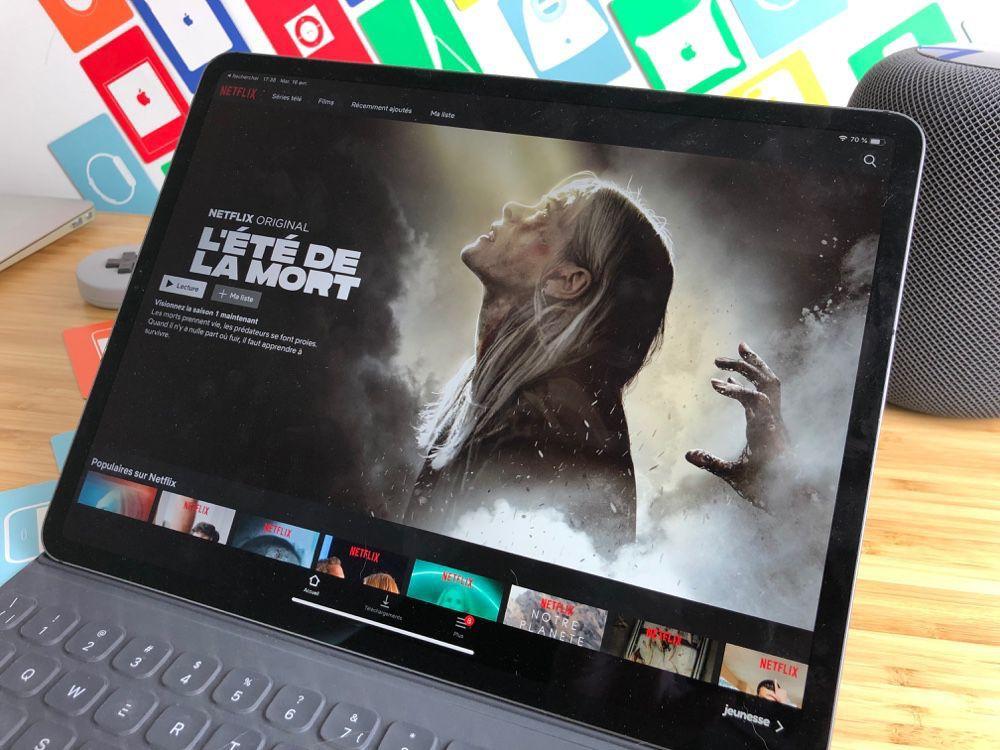 Netflix a gagné un peu plus d'abonnés que prévu au 3e trimestre