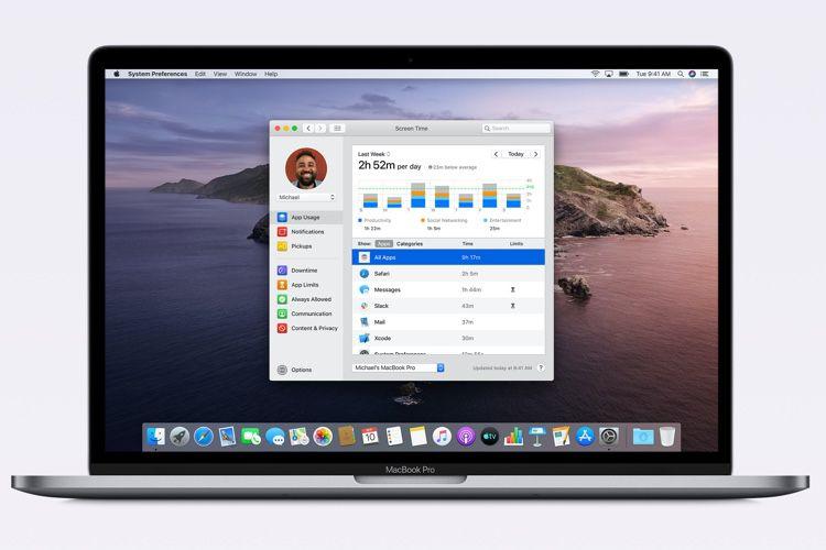 iOS13.2 fait le ménage dans Temps d'écran