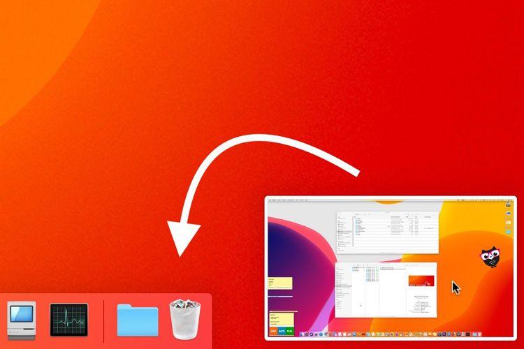 Un bug de Capture d'écran pourrait grignoter votre espace de stockage