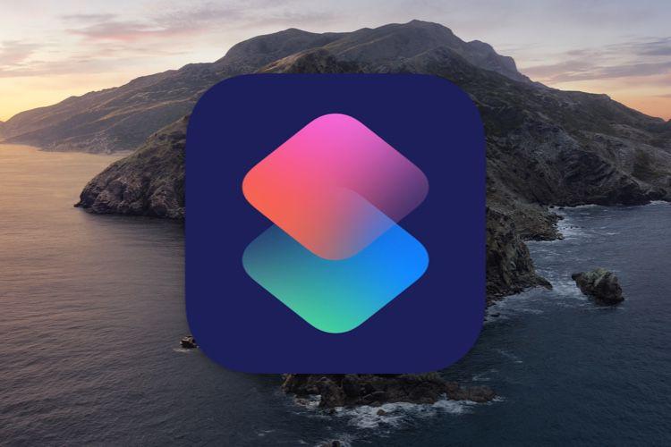 Testez une version fonctionnelle de Raccourcis pour macOS Catalina