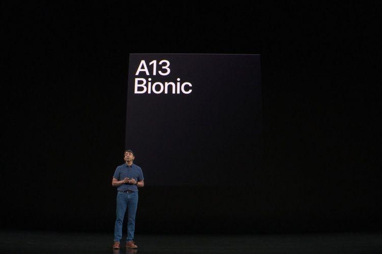 Processeurs: Apple maintient son avance avec l'A13 Bionic