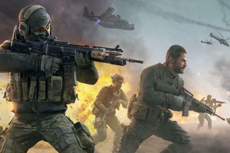 Du multi et du battle royale pour Call of Duty Mobile