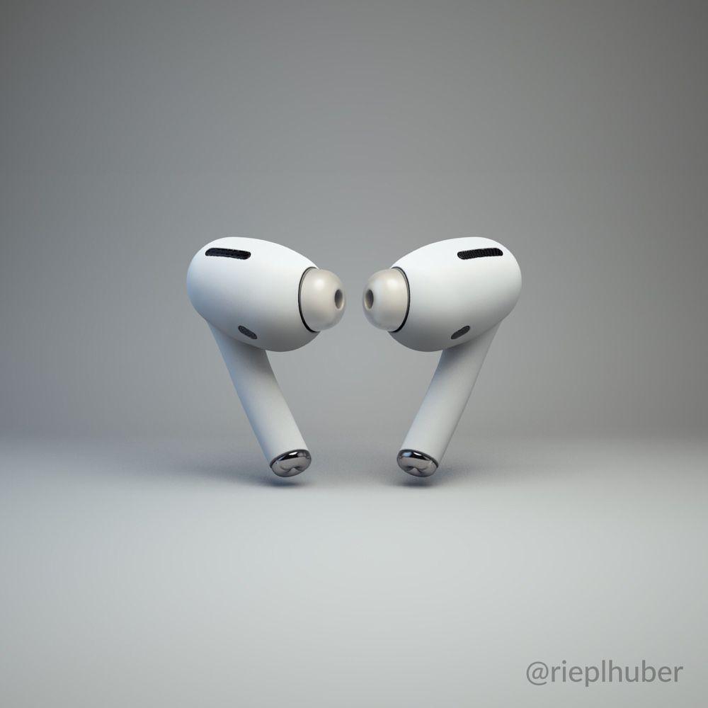 Et si les AirPods3 ressemblaient à ça?