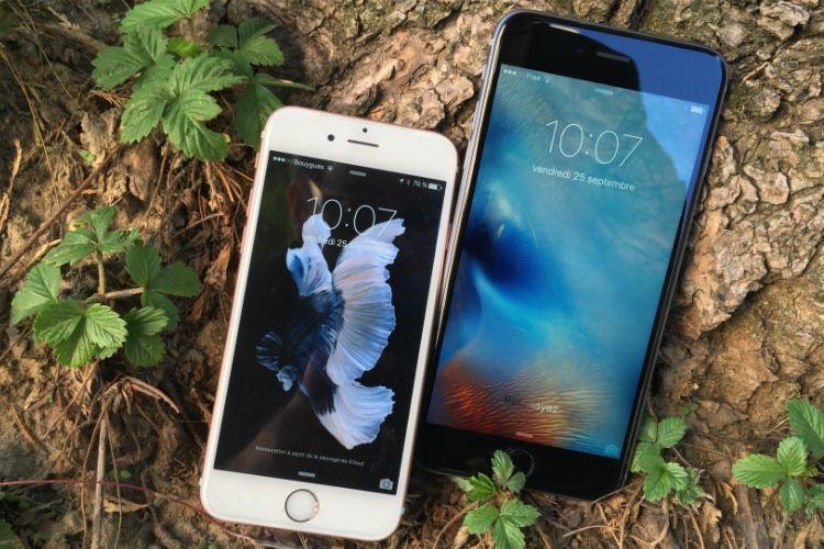 Nouveau programme de réparation pour certains iPhone6s et 6s Plus qui ne s'allument plus
