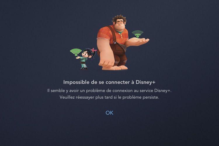 Disney+ n'était pas prévu pour gérer 10millions de clients le premier jour