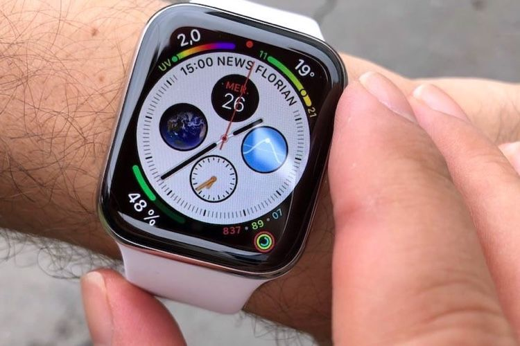 Promo : -100 € sur des Apple Watch Series 4