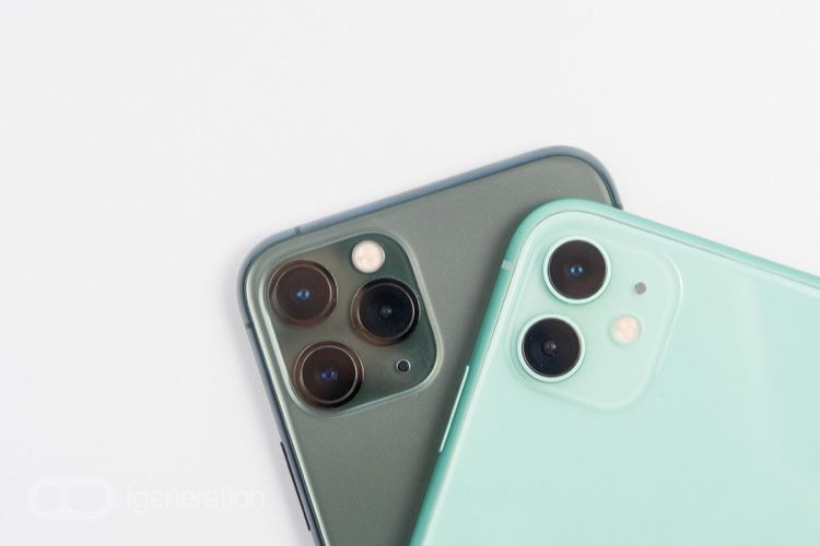 L'iPhone 11 Pro Max dans le top 5 de DxOMark