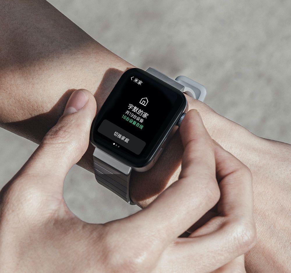 Xiaomi lance son AppleWatch | WatchGeneration