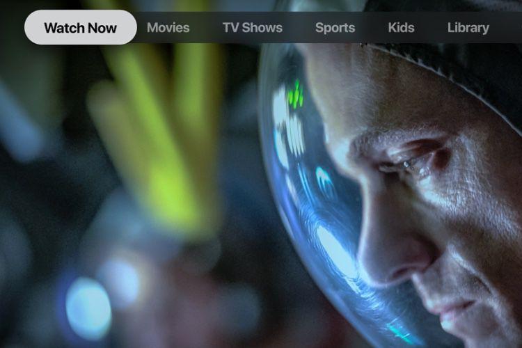 Régler la qualité vidéo des contenus d'AppleTV+ en fonction de sa connexion
