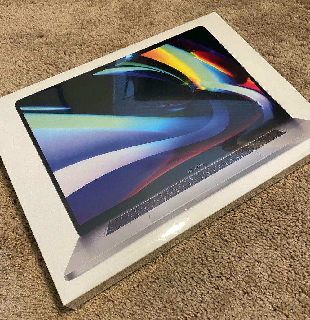 Premières images du déballage du MacBookPro 16 pouces