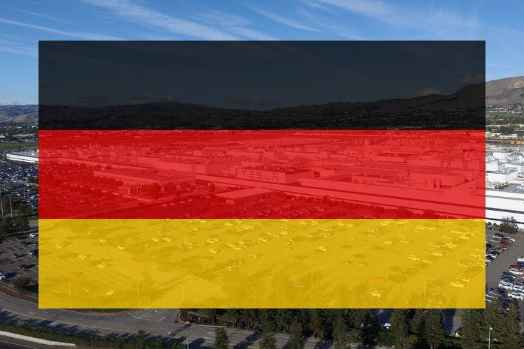 Tesla construira son usine européenne près de Berlin