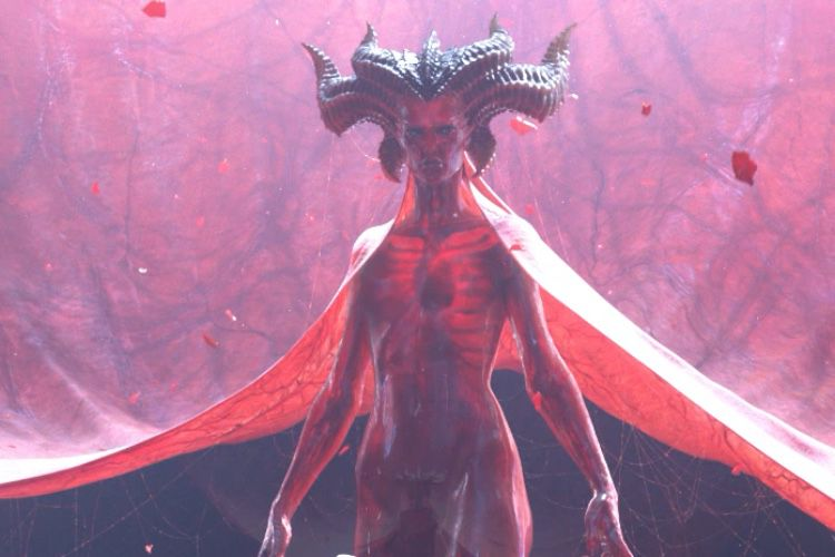 video en galerie : Diablo IV va tout charcler