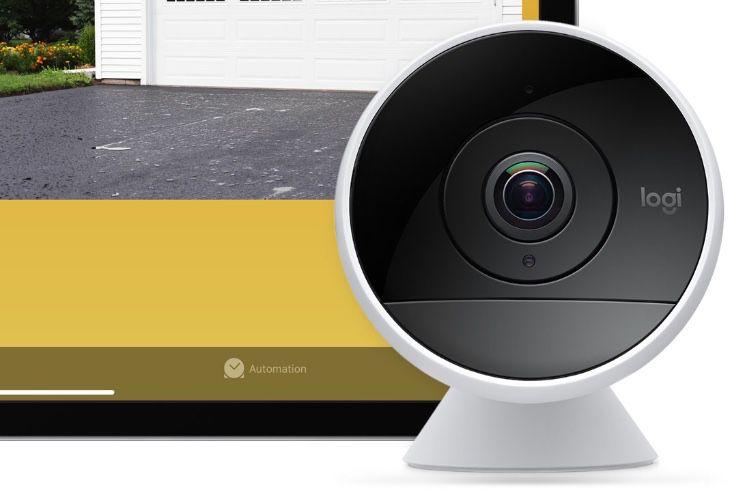 Logitech lance le support de Vidéo sécurisée HomeKit pour la Circle 2