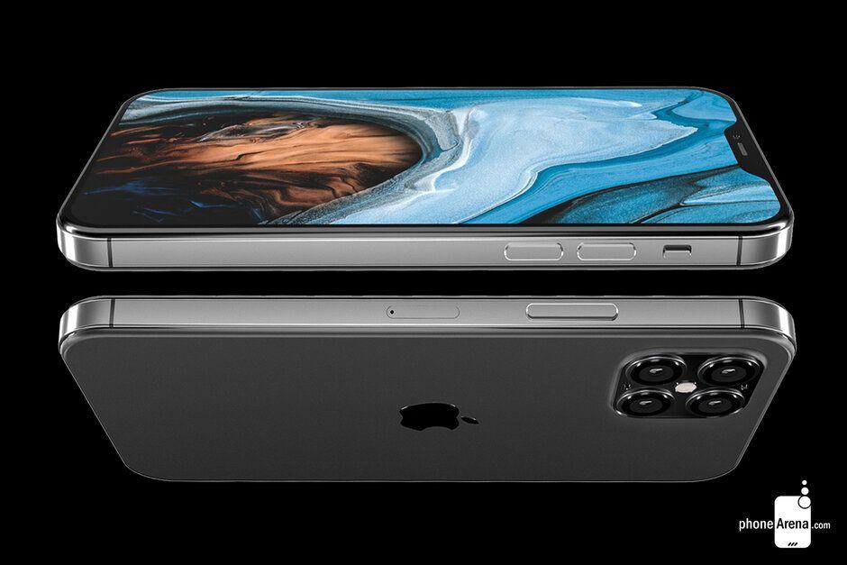 Ce concept d'iPhone 12 est fort sympathique