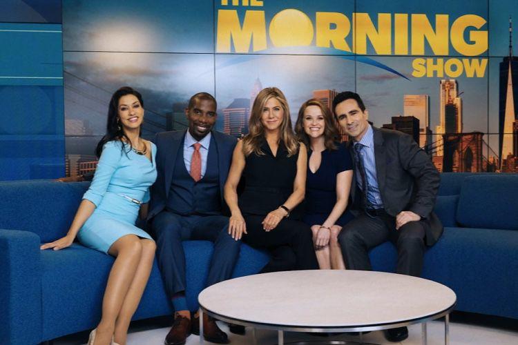 AppleTV+ : les prochains épisodes avec 24hd'avance