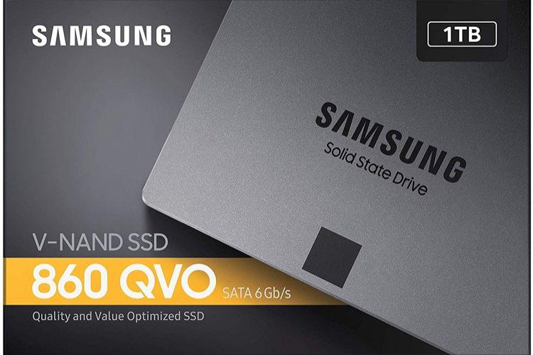 Promo: un SSD Samsung de 1To à 95€