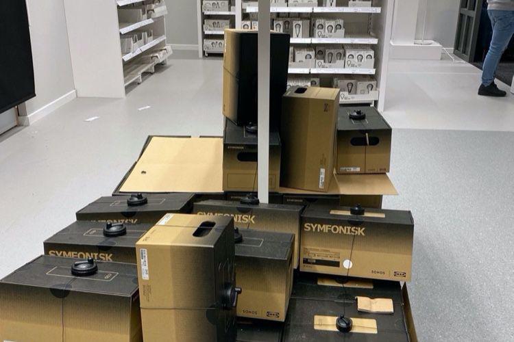 IKEA : 30 000 enceintes Sonos vendues en 24h