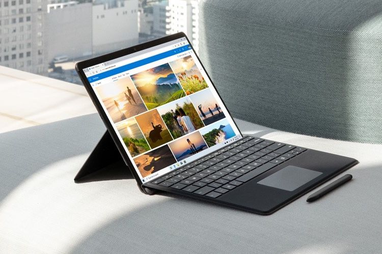Surface Pro X : des performances pas top pour la rutilante tablette Arm de Microsoft