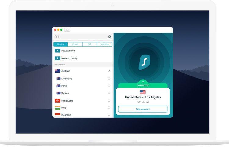 Protégez votre activité en ligne avec VPN Surfshark pour Mac à seulement 1,79€/mois!  📣