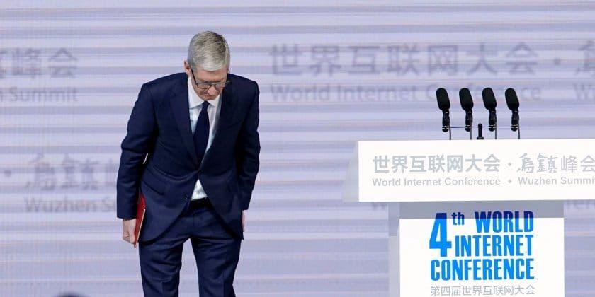 Liens avec la Chine : Apple se fait porter pâle au Congrès américain