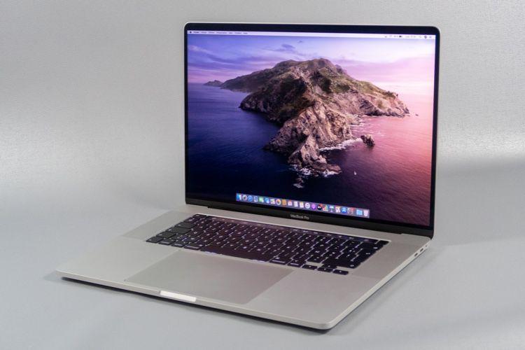 "Aperçu et premiers tests du MacBookPro 16"" 2019"