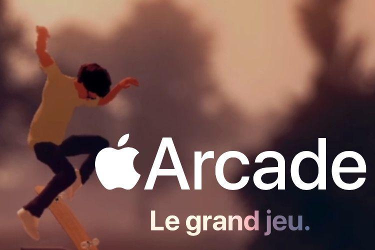 100 jeux tout pile sur Apple Arcade