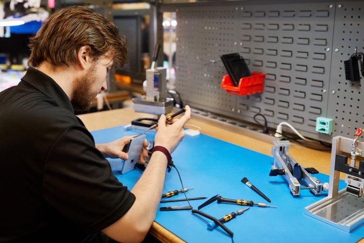 Les réparations coûtent plus cher que ce qu'elles rapportent, explique Apple