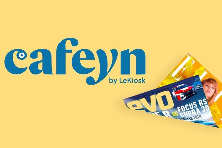 LeKiosk change de marque et devient Cafeyn