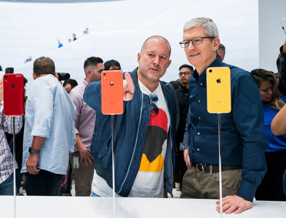 Le designer Jony Ive quitte Apple