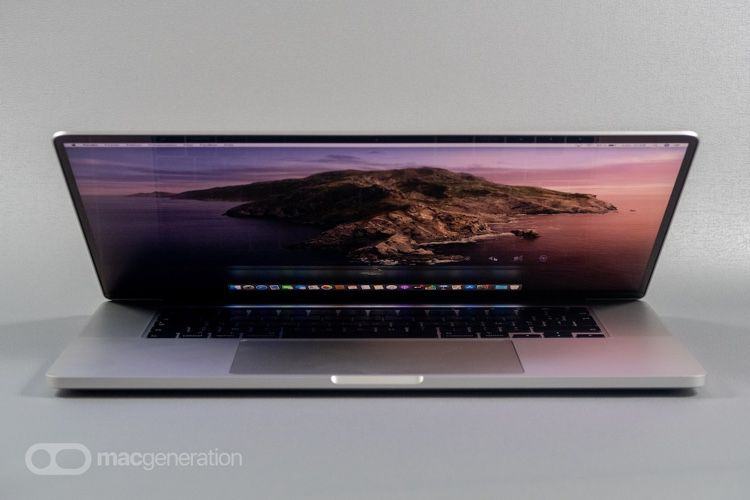 "Test du MacBook Pro 16"" 2019"