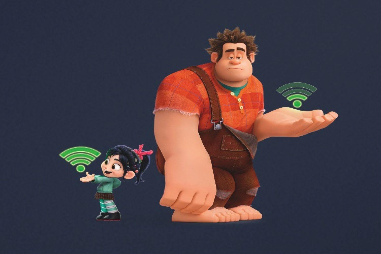 Premier coup d'œil sur Disney+