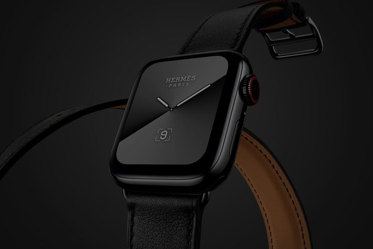 Series 5 : l'Apple Watch Hermès noire n'est plus disponible