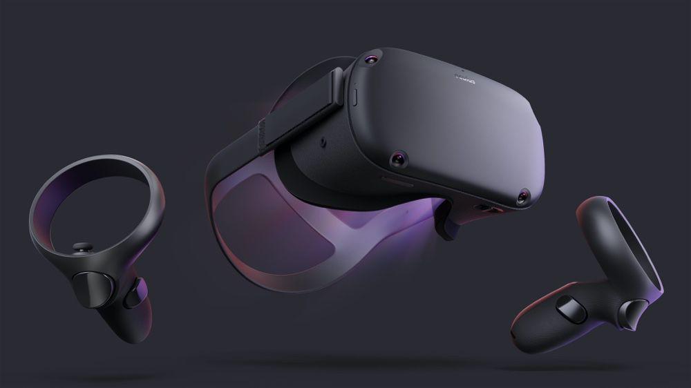 L'Oculus Quest de Facebook