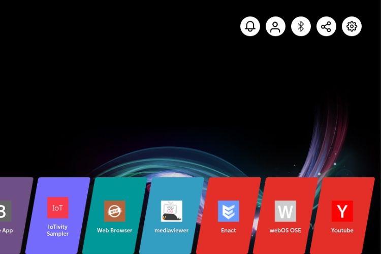 La version open source de webOS s'installe sur le Raspberry Pi 4