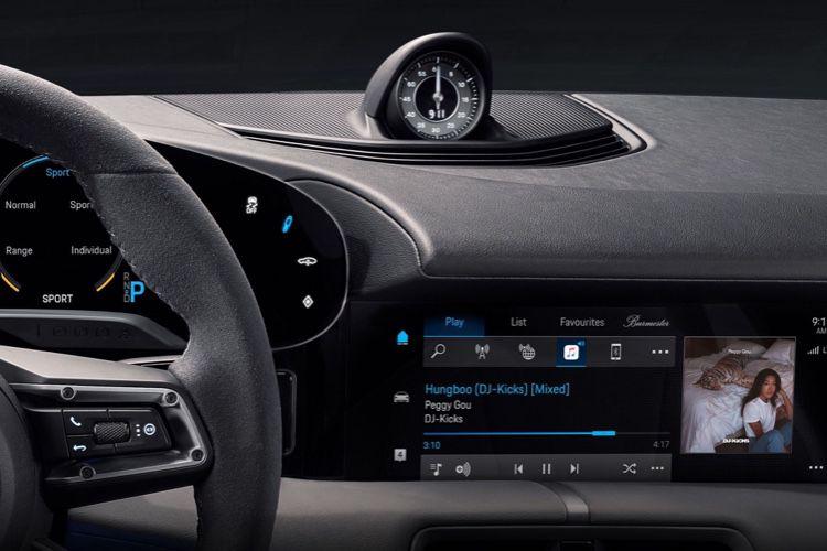 Aux États-Unis, 91% des possesseurs de Porsche ont un appareil Apple