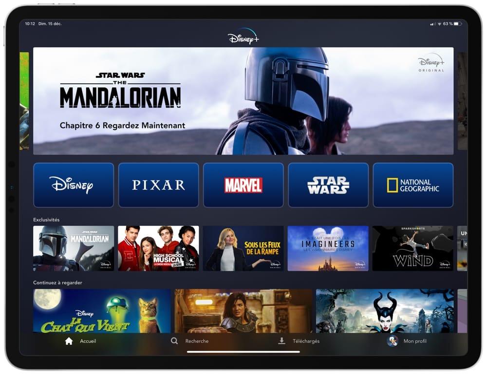 Disney+ débarque sur Canal+ fin mars — Télévision